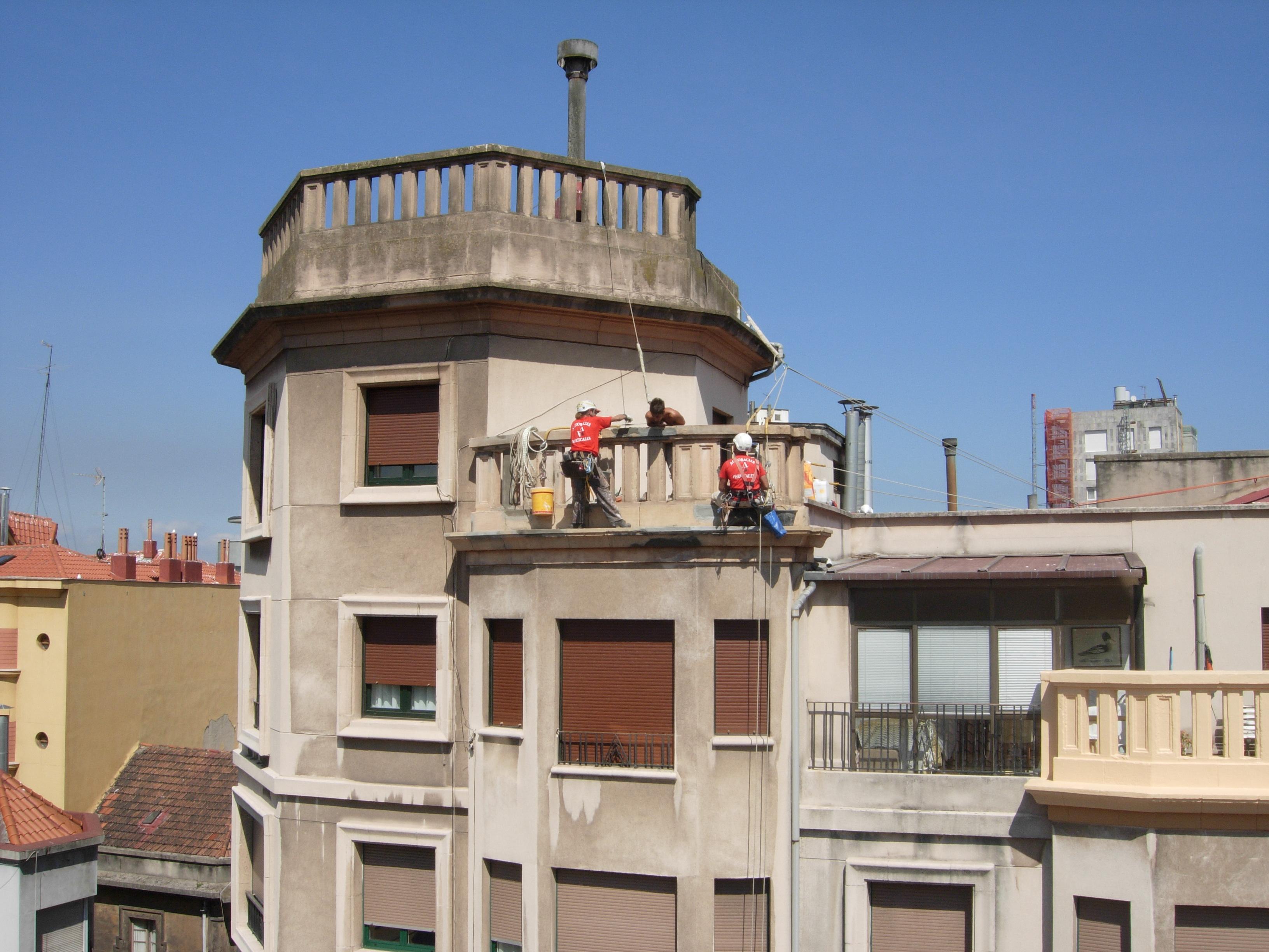 Chimeneas en Asturias